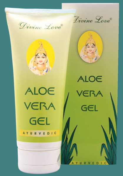 © SIM for Divine Love Ayurvedic Aloe Vera Gel