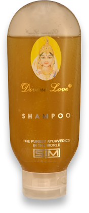 ©  SIM for Divine Love Ayurvedic Shampoo